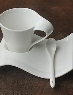 Hverdags Drikkeredskaber Moderne Drikkeredskaber Tekopper Vandflasker Kaffekrus Te & Varme Drikke 1 Keramik, -  Høj kvalitet