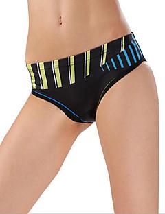 cheji® Sykkelbukser Dame Sykkel Fôrede shorts Bunner Sykkelklær Fort Tørring Pustende Komprimering Bekvem Klassisk Trening & Fitness