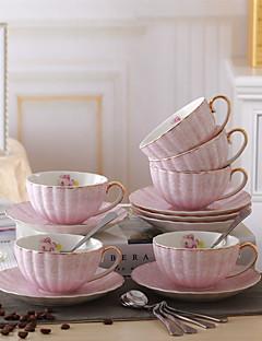 hesapli Çay Fincanları-drinkware Seramik Günlük Bardaklar / Yenilikçi Bardaklar / Çay Fincanları Boyfriend Hediye 1 pcs