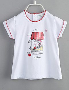 Baby Daily Print Tee-Cotton-Summer-