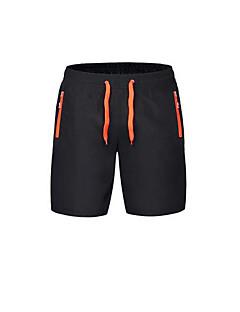 baratos Calças e Shorts para Trilhas-Unisexo Shorts de Trilha Ao ar livre Vestível, Respirável, Confortável Shorts / Calças