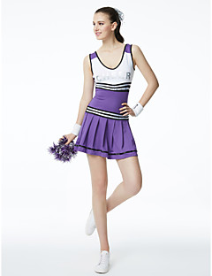 Devemos trajes de torcedores vestidos vestido modal de performance feminina