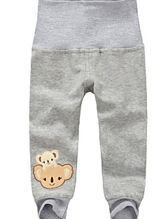 Baby Casual/Daily Animal Print Pants,Cotton Fall Winter