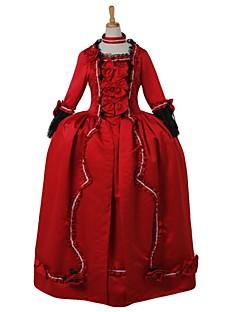 Prinsesse Dronning Cinderella Eventyr Gudinne Cosplay Kostumer Maskerade Kvinnelig Halloween Karneval Nytt År Festival/høytid