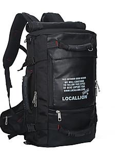 billiga Ryggsäckar och väskor-40L Ryggsäckar / ryggsäck - Vattentät, Multifunktionell Camping Nylon Svart
