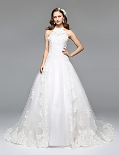 Halter, Wedding Dresses, Search LightInTheBox