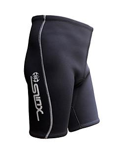 Unisex 2mm Våtdrakt - shorts Hold Varm Spandex Dykkerdrakt Shorts Bunner-Svømming Dykking Vår Sommer Høst Klassisk Ensfarget