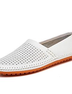 Χαμηλού Κόστους -Ανδρικά Comfort Loafers Νάπα Leather Άνοιξη / Καλοκαίρι / Φθινόπωρο Ανατομικό Μοκασίνια & Ευκολόφορετα Περπάτημα Κίτρινο / Καφέ / Μπλε