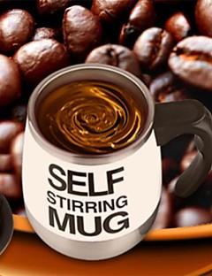 tanie Kubki do kawy-Stal nierdzewna Zwykłe akcesoria do napojów Kubki do kawy zatrzymywania ciepła Inne Naczynia do picia 1