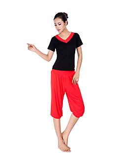 女性用 ランニングパンツ 高通気性 ソフト 快適 のために ヨガ エクササイズ&フィットネス ランニング コットン ルーズ M L XL XXL XXXL