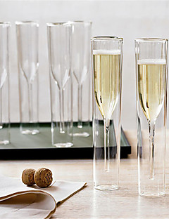 Χαμηλού Κόστους Ποτήρια Κρασιού-drinkware Γυαλί Γυαλί δώρο Boyfriend / φίλη δώρο 1 pcs