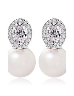 ieftine -Pentru femei Bijuterii Design Unic Modă Euramerican Perle Zirconiu Aliaj Bijuterii Bijuterii Pentru Nuntă Zi de Naștere Petrecere / Seară