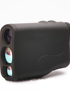 baratos Total Promoção Limpa Estoque-R450 Golf Laser Rangefinder Binoculars X 21 mm mm Impermeável / Fácil Uso Golfe Desportos e Ar livre PP