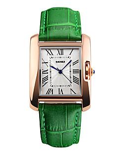 Herrn Modeuhr Armbanduhr Einzigartige kreative Uhr Sportuhr Kleideruhr Chinesisch digital Wasserdicht Echtes Leder Band Charme Elegant