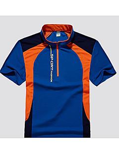 Damen T-Shirt für Wanderer Rasche Trocknung Atmungsaktiv für Angeln