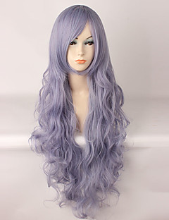 cheap Lolita Wigs-Lolita Wigs Sweet Lolita Dress Light Purple Lolita Lolita Wig 80cm CM Cosplay Wigs Wig For