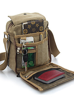Fegntu® Outdoor Diagonal Package Shoulder Bag Canvas Breathable Men and Women Shoulder Bags Sports Travel Shoulder wallet Bags