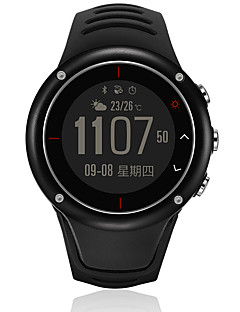 billige Digitalure-Herre Quartz Digital Digital Watch Armbåndsur Smartur Militærur Sportsur Kalender Pulsmåler Skridttællere tachymeter Træningsmålere