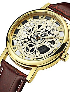 Men's Kid's Sport Watch Skeleton Watch Fashion Watch Wrist watch Chinese Quartz Calendar / date / day Water Resistant / Water Proof