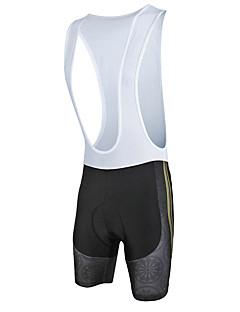 billige Sykkelbukser,Shorts,Strømpebukser, Tights-ILPALADINO Shorts med seler til sykning Herre Sykkel Sykkelshorts Med Seler Fort Tørring Vindtett Anatomisk design Anvendelig 3D Pute