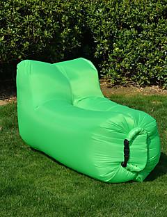 Opblaasbare stoel draagbaar Comfortabel Nylon voor Kamperen&Wandelen Vissen Voor buiten Lente Zomer Herfst