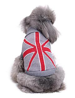 犬 セーター 犬用ウェア カジュアル/普段着 国旗