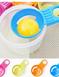 Χαμηλού Κόστους Προώθηση για-καραμέλα χρώμα διαίρεσης αυγών κρόκο διαχωριστικό κουζίνα gadgets