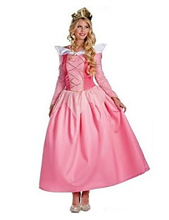 Princess Fairytale Cosplay Cosplay Costumes Masquerade Female Halloween Carnival Festival / Holiday Halloween Costumes Pink Vintage