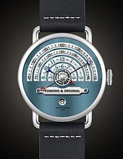 Erkek Bilek Saati Bilezik Saat mekanik izle Benzersiz Yaratıcı İzle Gündelik Saatler Spor Saat Asker Saat Elbise Saat Moda Saat Japonca