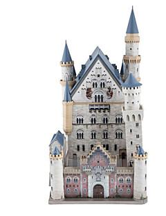 DIY 키트 3D퍼즐 직쏘 퍼즐 장난감 유명한 빌딩 건축 3D 남여 공용 조각