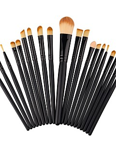 cheap Makeup Brushes-20pcs Professional Makeup Brushes Makeup Brush Set / Foundation Brush / Powder Brush Nylon Cute / Full Coverage Beech Wood / Aluminium