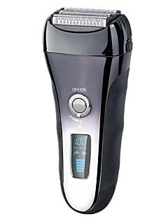 máquinas de barbear eléctricas 5v indicador de luz de energia indicador de carga lavável design portátil