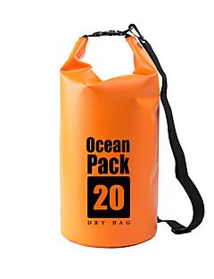 5,10,20,30 L Vízálló zsák Vízálló hátizsák Vízálló mert Úszás Búvárkodás Szörfözés Szabadtüdős merülés Vitorlás