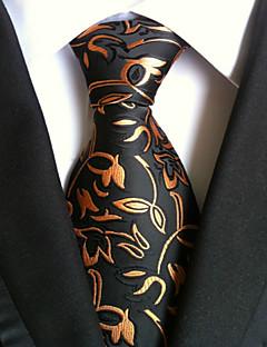 cheap Men's Ties & Bow Ties-Men's Pattern Necktie - Galaxy