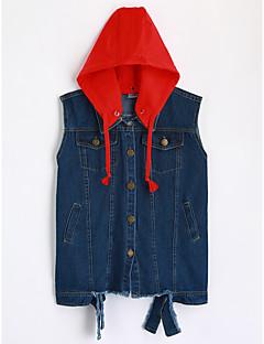 Χαμηλού Κόστους Ρούχα για Αγόρια-Αγορίστικα Μονόχρωμο Αμάνικο Αμάνικο & Τιραντάκι
