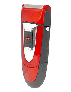 billige Barbermaskiner & Barberhøvler-elektriske barbermaskiner menn 220v multifunksjonslys og praktisk mini stil vaskbar ergonomisk design 3 i 1 håndholdt design