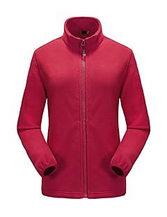 tanie Odzież turystyczna-Damskie Flísová bunda Na wolnym powietrzu Zima Anti-Slip Anatomiczny kształt Odporny na promieniowanie UV Oddychalność zima Polary