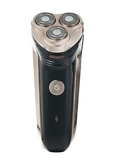 billige -Yy 360 (220v-240v) menn roterer elektrisk barberhøvel for å rense barbermaskinen
