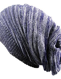 Ενήλικες Μονόχρωμο,Καπέλο Ακρυλικό Άνοιξη/Χειμώνας Χειμώνας,Καπελίνα Αγνό Χρώμα