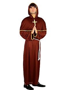 Etnisk/Spirituell Drakter Mann Halloween Jul Festival/høytid Halloween-kostymer Lapper