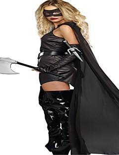 billige Voksenkostymer-Superhelter Cosplay Kostumer Voksne Halloween Festival / høytid Halloween-kostymer Mote Vintage