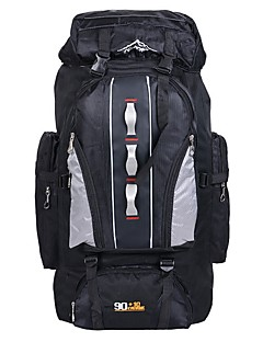 cheap Backpacks & Bags -100 L Backpacks Hunting Hiking Camping Cross-Country Wearable Nylon 丰途