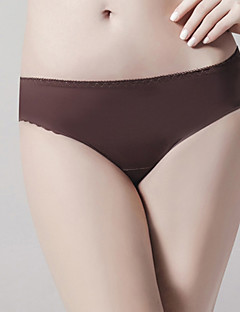 Women's Sexy Solid Seamless Panties