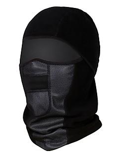 billige Sykkelklær-Ansiktsmaske Skjerf hals gamasjer Høst Sykling Fitness, Løping & Yoga Varm Veisykling Sykkel Løp BMX Herre Dame Spandex Ensfarget