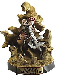 Anime Action Figurer Inspirert av Naruto Gaara 21.5 CM Modell Leker Dukke