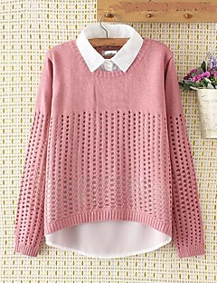 Women's Going out Daily Casual Cute Regular Pullover