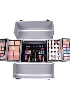 102 Foundation Pudder Concealer/kontur Rouge Highligthers og bronzers Presset pudder+Concealer Øjenskygger Eyeliners Øjenbryn+Lipglosses