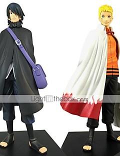 Anime Action Figurer Inspirert av Naruto Naruto Uzumaki PVC 18 CM Modell Leker Dukke