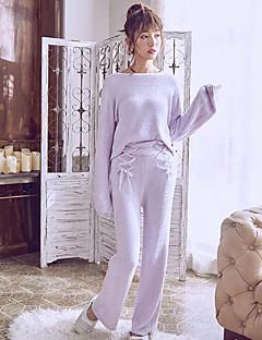 Feminino Pijama Cashmere Feminino