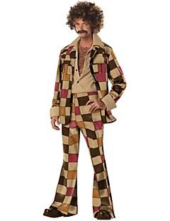 Film & Tv Kostymer Servitør/servitrise Cosplay Kostumer Maskerade Mann Halloween Karneval Oktoberfest Festival/høytid Halloween-kostymer